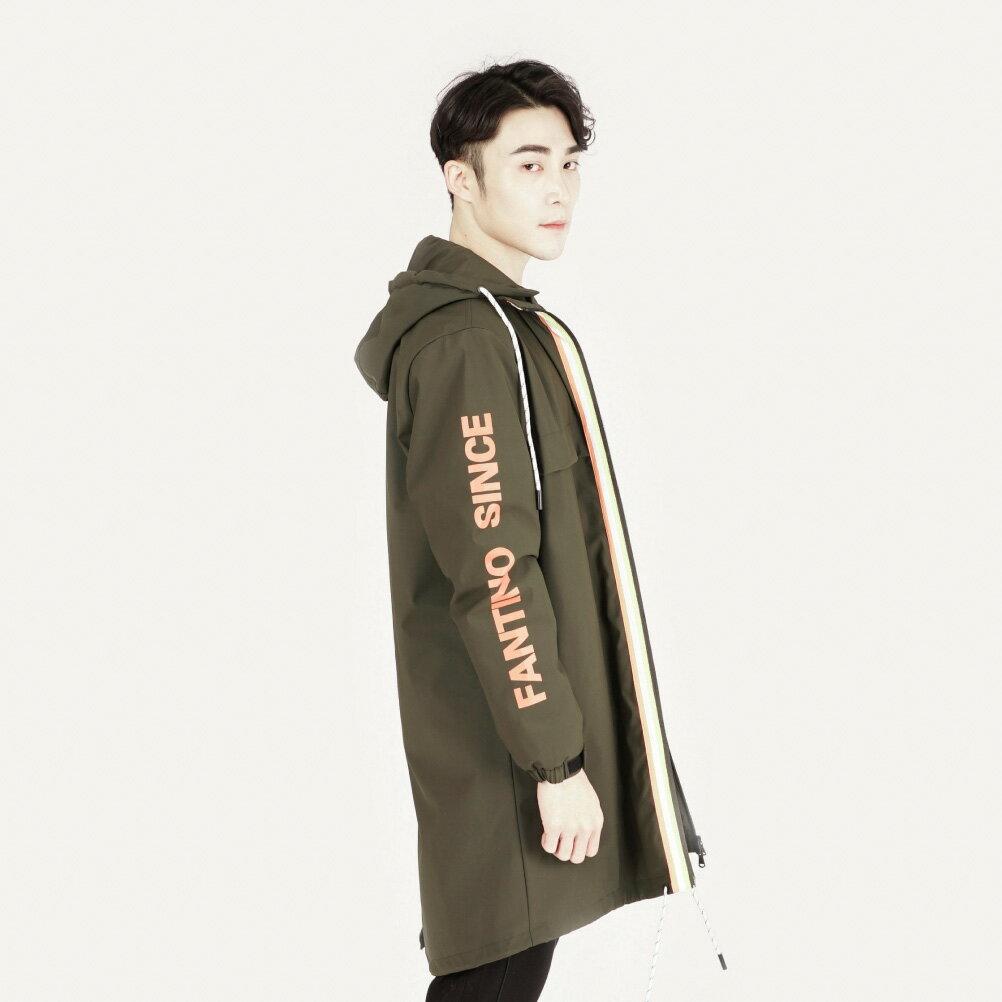 【FANTINO】外套(男)-墨綠 945333 2