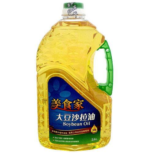 大統益 美食家 大豆沙拉油 2.6L