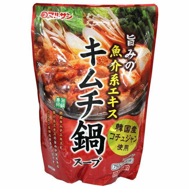 丸三愛火鍋高湯-韓國泡菜鍋