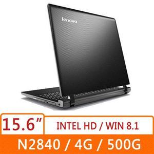 Lenovo 聯想  Idea-100 80MJ008PTW 15.6吋 Intel 雙核輕薄筆電15.6吋/N2840/4G/500G/Win8.1)