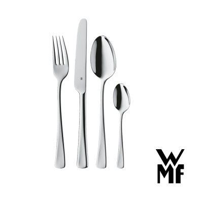 【德潮購】德國原裝 WMF ProfiSelect 刀叉四件組