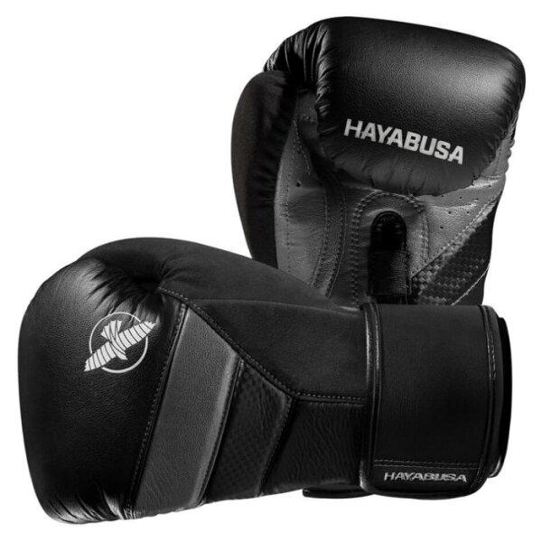 [古川小夫]隼HAYABUSA精品拳擊手套~UFC冠軍代言拳套~頂級隼10oz黑灰色~MMA泰拳自由搏擊GSP款式