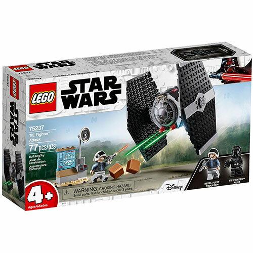 樂高LEGO 75237 STAR WARS 星際大戰系列 - TIE Fighter™ Attack - 限時優惠好康折扣