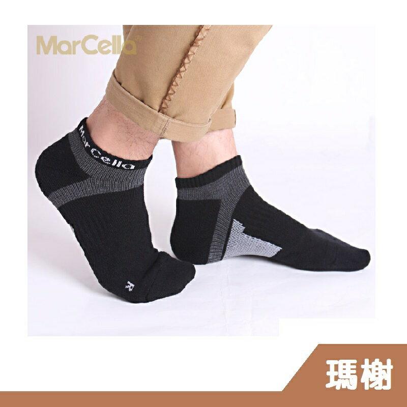 RH shop 瑪榭 Foot Spa (男)足弓腳踝加強萊卡透氣氣墊襪 MS-21352M