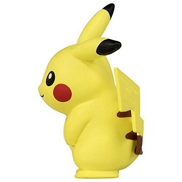【皮卡丘 公仔】寶可夢 皮卡丘 模型 公仔 MS-01 收藏 PVC 日本正版 該該貝比日本精品