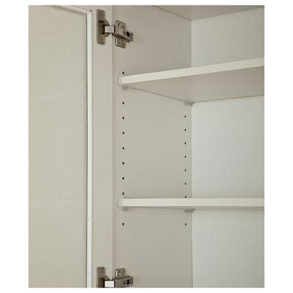 ◎(OUTLET)櫥櫃 DAHLIA 140KB WH 福利品 NITORI宜得利家居 3