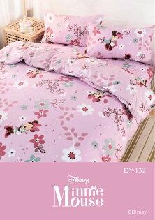 迪士尼正版授權舖棉兩用雙人床包四件组【嫁妝寢具】