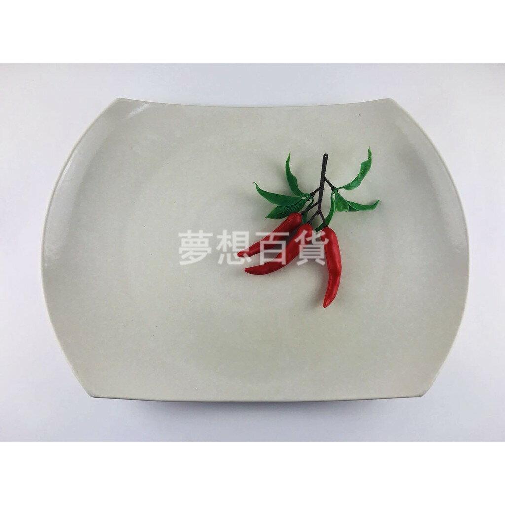 瓷器 20吋切盤 6048-1 碗盤 切盤 菜盤 點心盤 蛋糕盤 水果盤 家用 餐廳用(伊凡卡百貨)