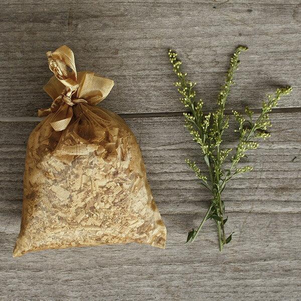 純天然芳香檜木雪紗袋香包