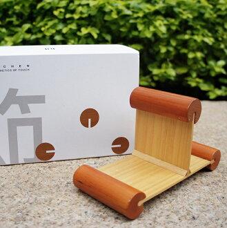MU CHEN 原木生活系列 - 節(手機座 & pad座)