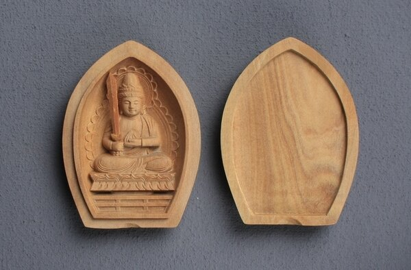 MU Life:12生肖守護香盒(牛、虎)—虛空藏菩薩