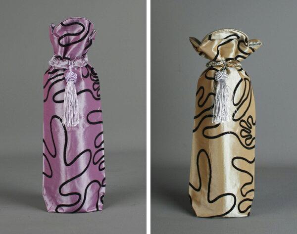MU Life:古典風酒瓶套