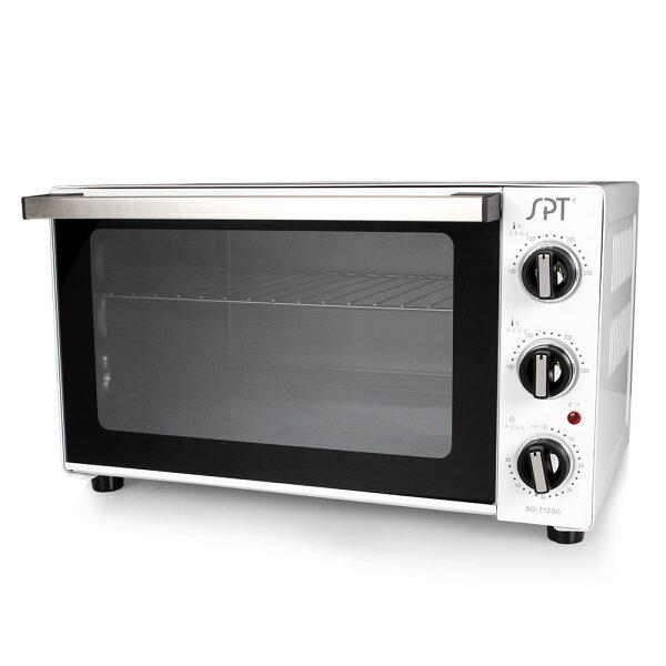 永佳電器:尚朋堂20L雙溫控電烤箱SO-7120G