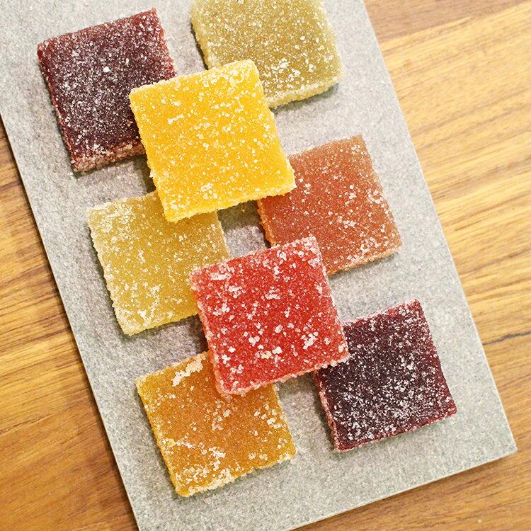 法式水果軟糖禮盒 / 綜合水果軟糖九入裝