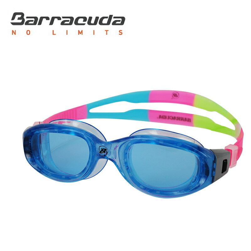 美國巴洛酷達Barracuda成人運動型抗UV防霧泳鏡 MANTA JR #14220 0
