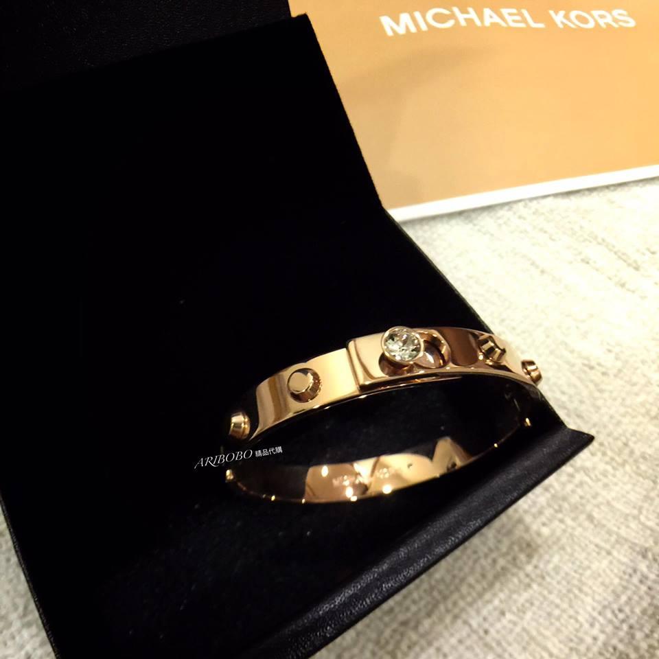【MICHAEL KORS】MK 正品 Bracelet 手環 1