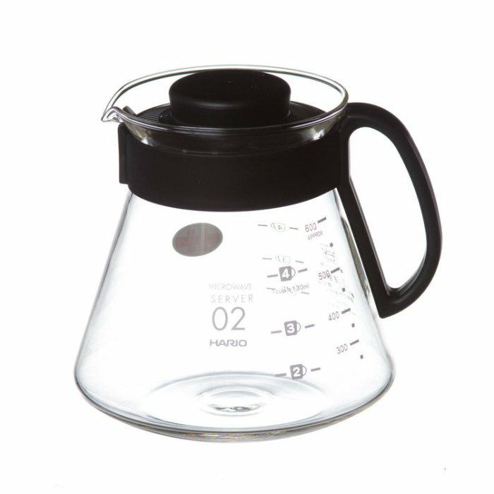 Hario V60 耐熱玻璃壺咖啡壺 (XVD-60和 XVD-36 ) 手沖下座玻璃壺 可搭配v60『可刷卡、超商免運』