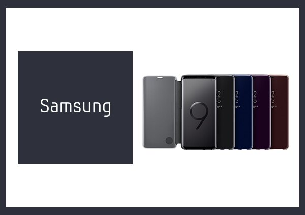 SAMSUNGGALAXYS9+ClearView原廠透視感應皮套_立架式(東訊代理-盒裝)