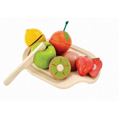 PlanToys - 綜合水果盤18M+