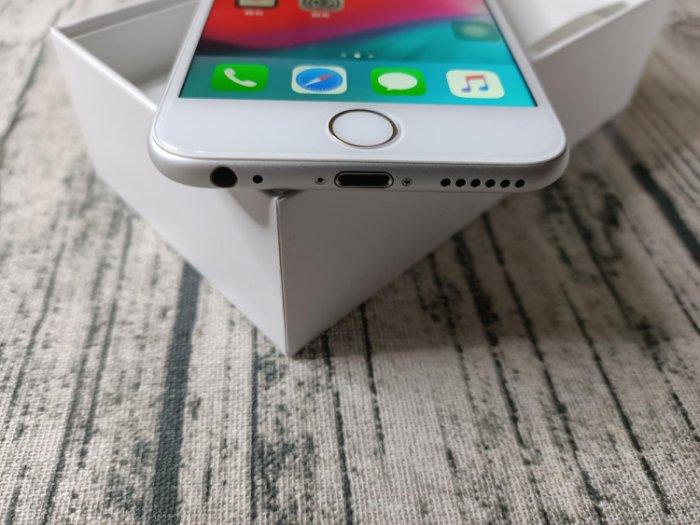Apple iPhone 6 Plus 銀色 64GB 附全新配件 售後保固一個月 618購物節 7