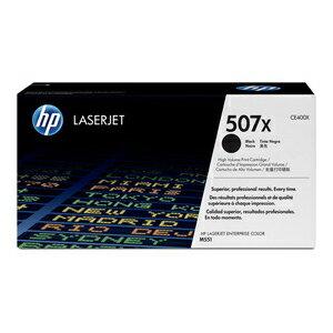 【HP 碳粉匣】HP CE400X 原廠高容量黑色碳粉匣/NO.507x