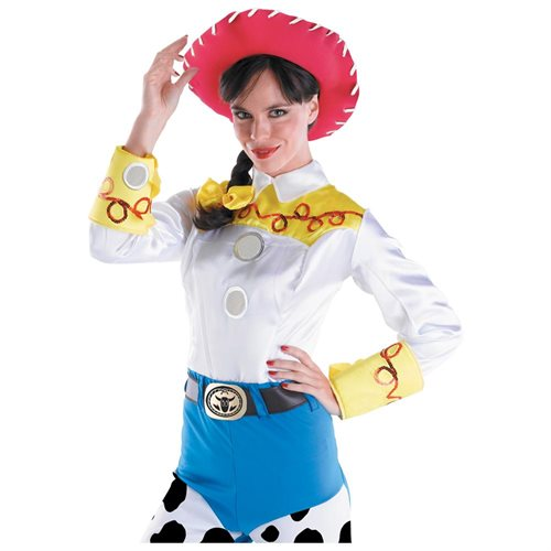 Toy Story 2 Jessie Adult Costume 1