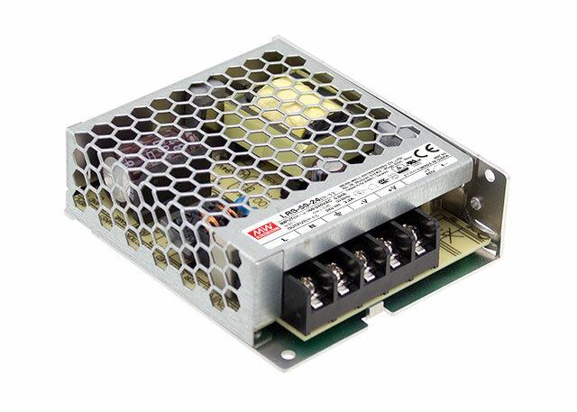 【佑齊企業 iCmore】LRS-50-12取代NES-50-12 RS-50-12 MEAN WELL_50W 單組交換式電源供應器(含稅)