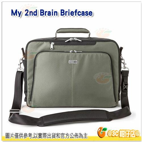 ThinkTank 創意坦克 My 2nd Brain Briefcase 15L 彩宣公司貨 創新智慧型筆電包/公事包 15吋 黑 MB615 MB616 MB617 專為APPLE Mac而設計