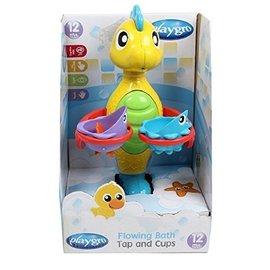 澳洲PLAYGRO-噴水海馬洗澡玩具655元