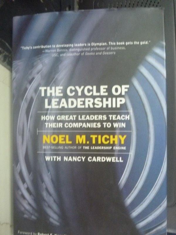 【書寶二手書T7/財經企管_ZEE】The Cycle of Leadership