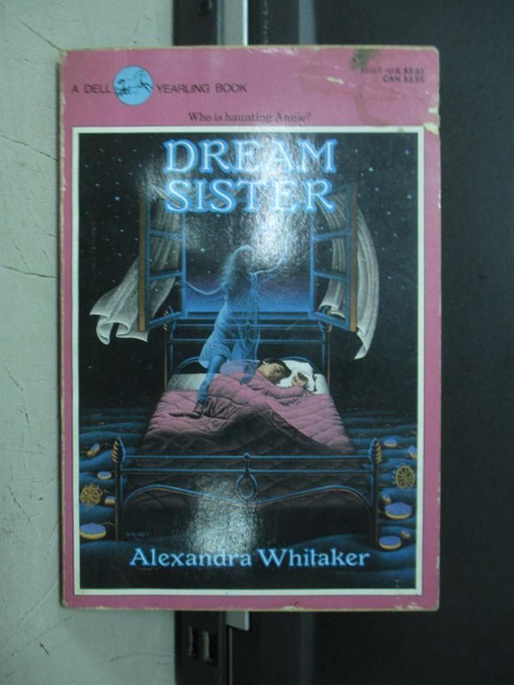 【書寶二手書T9/原文小說_JQX】Dream Sister