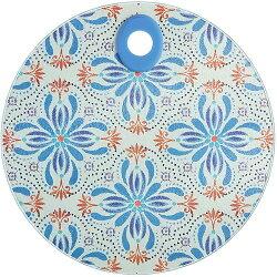 《KitchenCraft》圓型玻璃隔熱墊(萬花筒)
