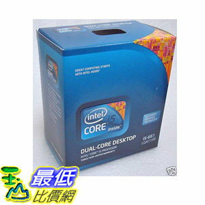 [106美國直購] Intel Corp., Core i5-661 Processor (Catalog Category: CPUs / 1156-pin Desktop CPUs)