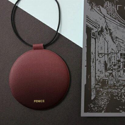 【FENICE】Midnight系列行李吊牌(紅)