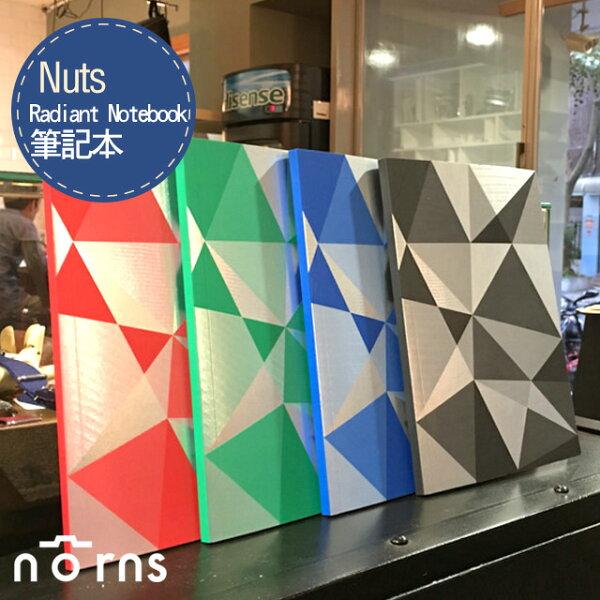 NORNSNuts【吾人設計RadiantNotebook筆記本】文創手帳管理行事曆筆記本