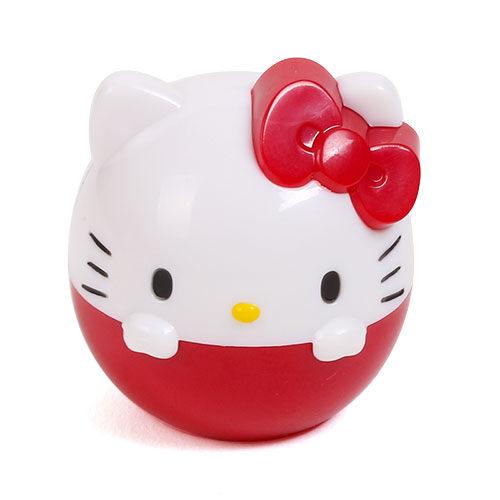 X射線【C232118】Hello Kitty 造型護唇膏-蘋果,美妝小物/護手乳/香氛/香水/禮盒/交換禮物/唇部保養/唇膜