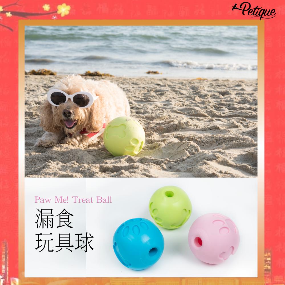 Petique 寵物零食球 | 寵物玩具、漏食球 1