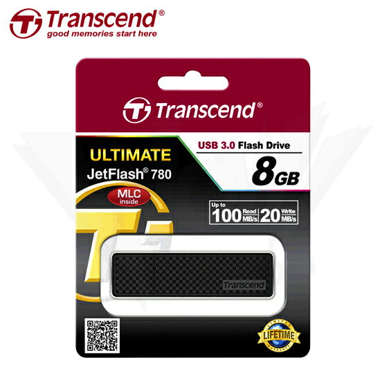 Transcend 8GB JetFlash 780 隨身碟