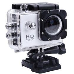 保固一年~JASET SJ4000 (白色)~運動攝影機.行車紀錄器.極限運動自行車.浮潛水衝浪 聯詠96650晶片 行車記錄器
