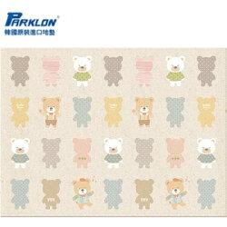 PARKLON 韓國帕龍無毒地墊(單面切邊)-快樂熊