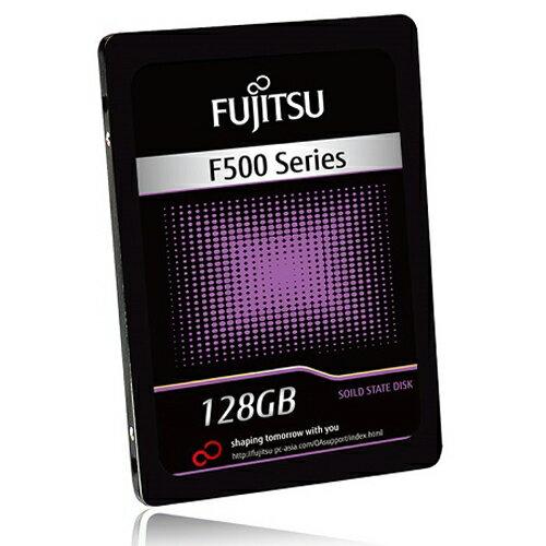 Fujitsu F500 128GB SSD固態硬碟2.5吋 SATAIII【愛買】
