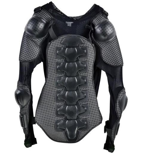 Racing Motorcycle Full Body Armor Spine Chest Protective Jacket Gear Size L 21f0180931deb86288b68567d15383e3
