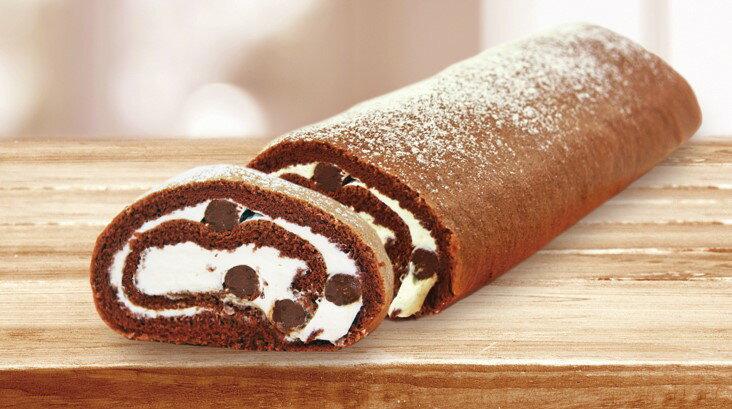 聖誕節熱銷【生巧乳REMIX蛋糕捲】柳橙王子 濃濃生巧克力與生乳完美組合 彌月首選 60%進口比利時巧克力製作