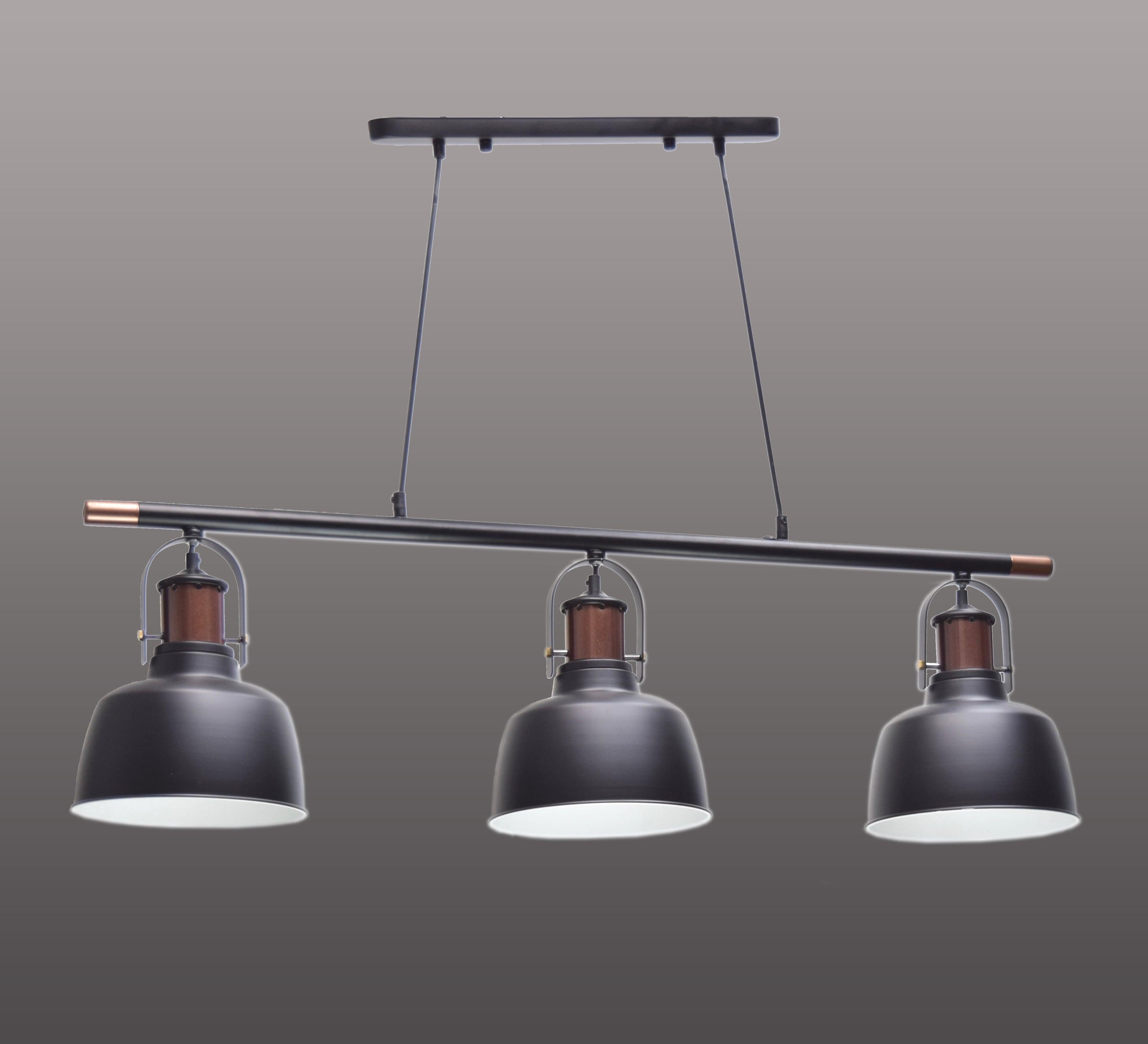 英倫復古三燈頭吊燈-BNL00125 3