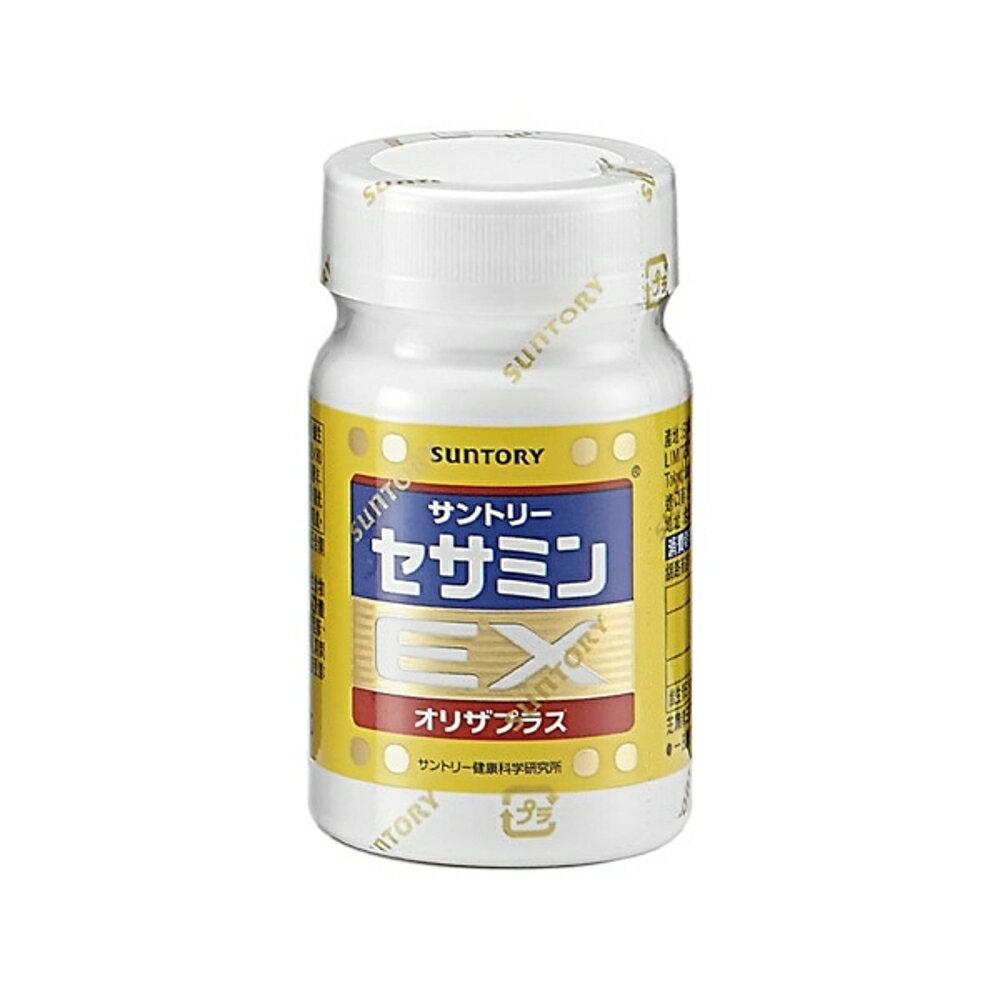 SUNTORY 三得利 芝麻明EX(90顆罐裝)【小三美日】◢D110837