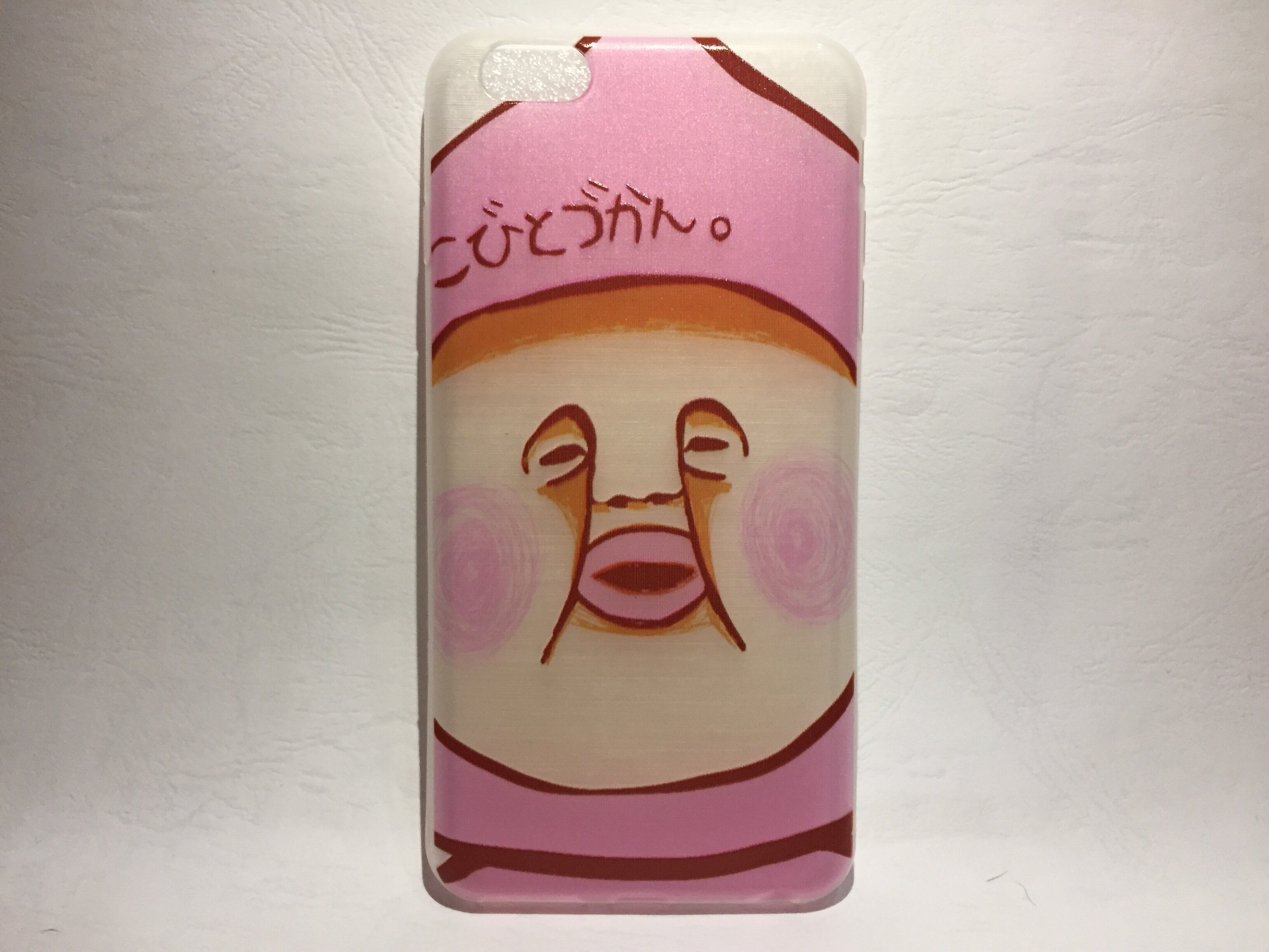 ELK 蘋果IPHONE6 PLUS/6S PLUS(5.5吋) 屁桃 胖桃子 農場精靈  手機殼 保護套 - 限時優惠好康折扣