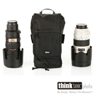 Think Tank ThinkTank 創意坦克 彩宣公司貨 Skin 75 Pop Down SK 043 SK043 鏡頭袋 (SK043)