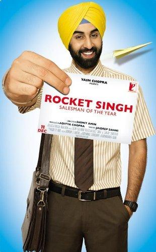 Rocket Singh - Salesman Of The Year (Indian Cinema / Hindi Film / Bollywood Movie Blu-ray Disc) [Blu-ray] 3eae19f5537b4bc05cf86fecd9783fa5