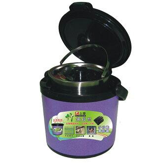 上豪高科技奈米備長碳燜燒鍋5公升(TC-591)