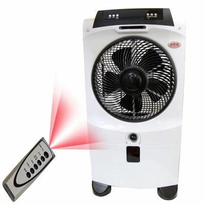 ★勳風 美緻 微電腦活氧降溫機 噴霧遙控水涼扇 水氧機 負離子循環扇 霧化扇